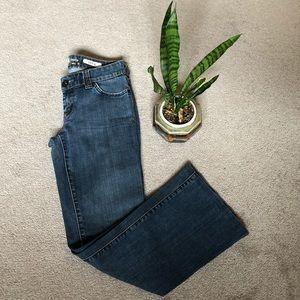 !It Jeans Boot Cut Dark Denim
